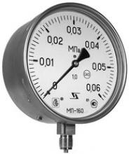 манометр для высоких температур